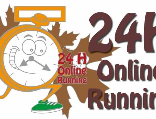 24 timers Online running  – der løbes hver 3 time på en fastlagt rute hos dig selv