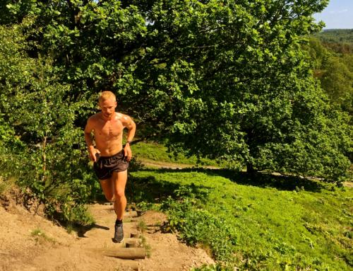 Anders  Aagaard Hansen er en del af danske Traillandshold – han har det der ekstra der skal til….