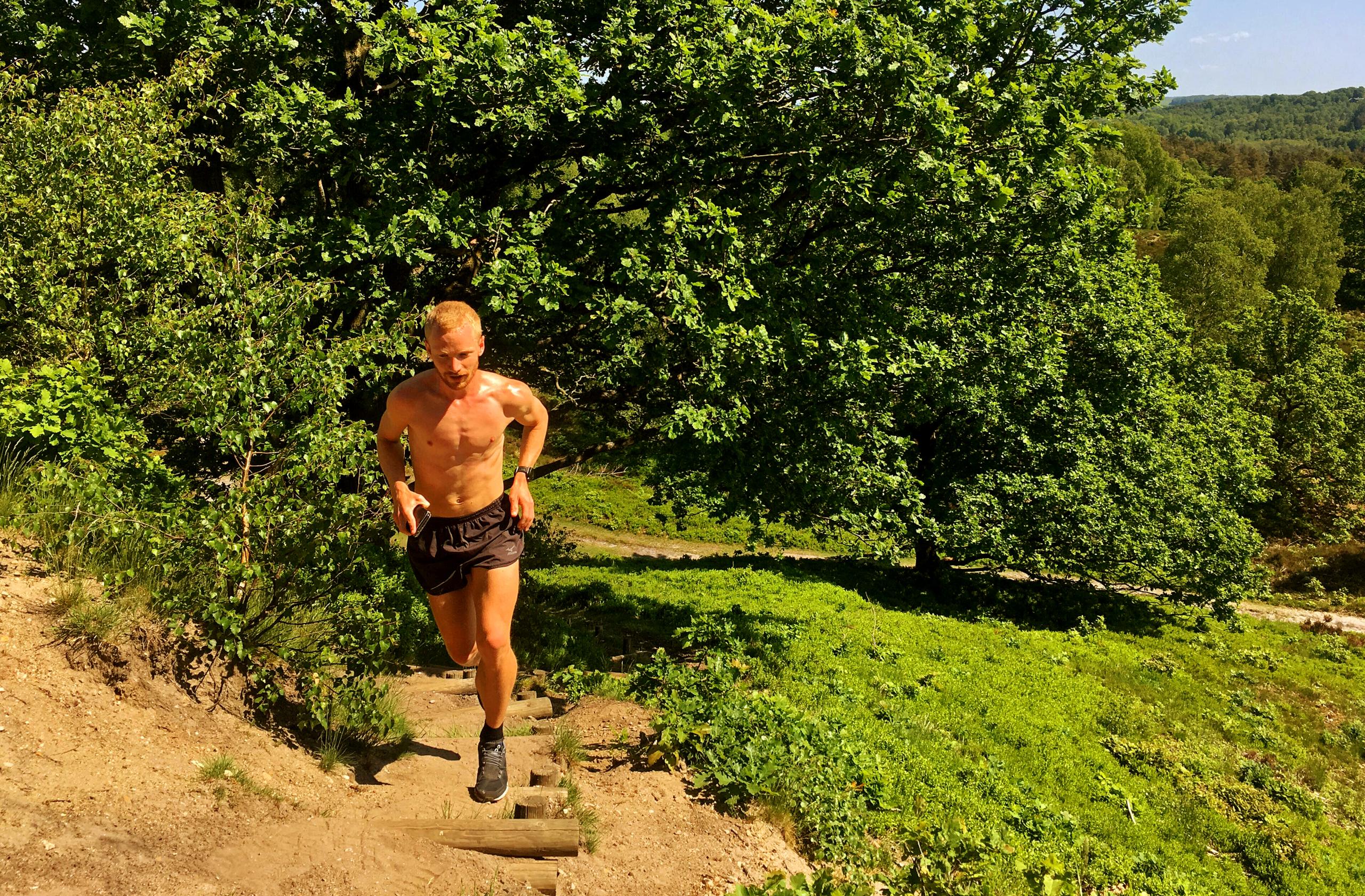Anders Aa. hansen trailløber og ultraløber