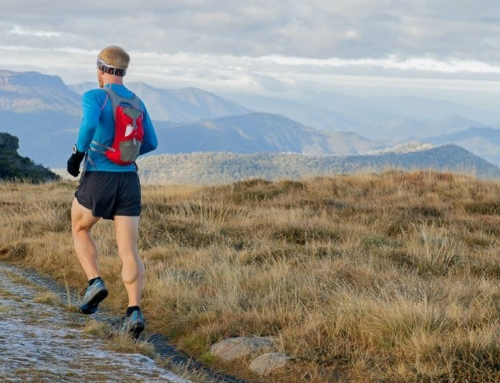 Trailløber og ultraløber Anders Aagaard Hansen – fra hiker til ultraløber