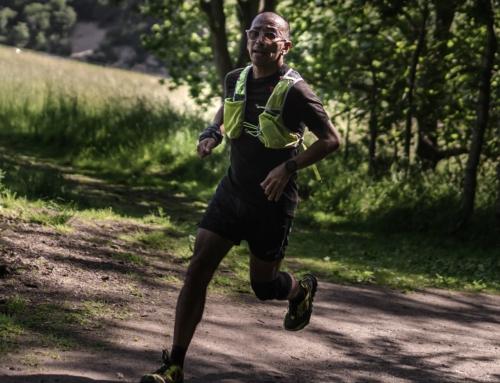 100 km løb rundt om Furesøen – når man sætter sig for at løbe 100 km så gennemfører man
