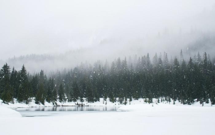 Løb i frost vejr