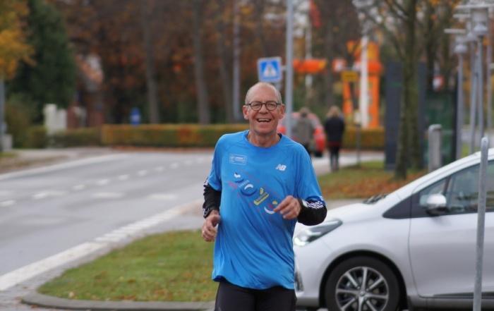 Henrik E. Andersen ultraløber
