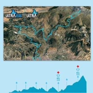 FDorte Dahl Løber Ultra Sierra Nevada