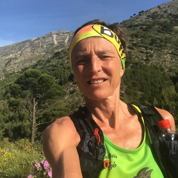 Dorthe Dahl løber Ultra Sierra Nevada