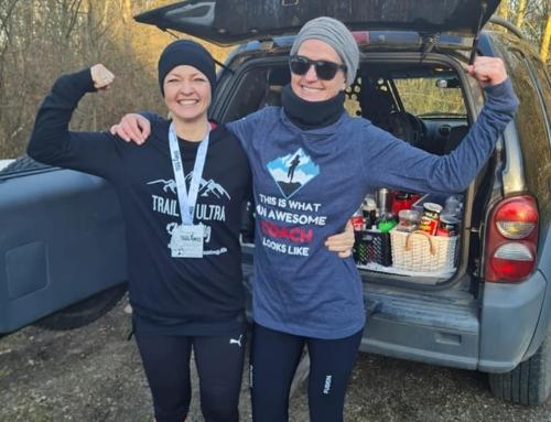 Essensen af ultraløbsverdenen – ultraløber Helene Rohrberg snupper 100 km på en kold lørdag