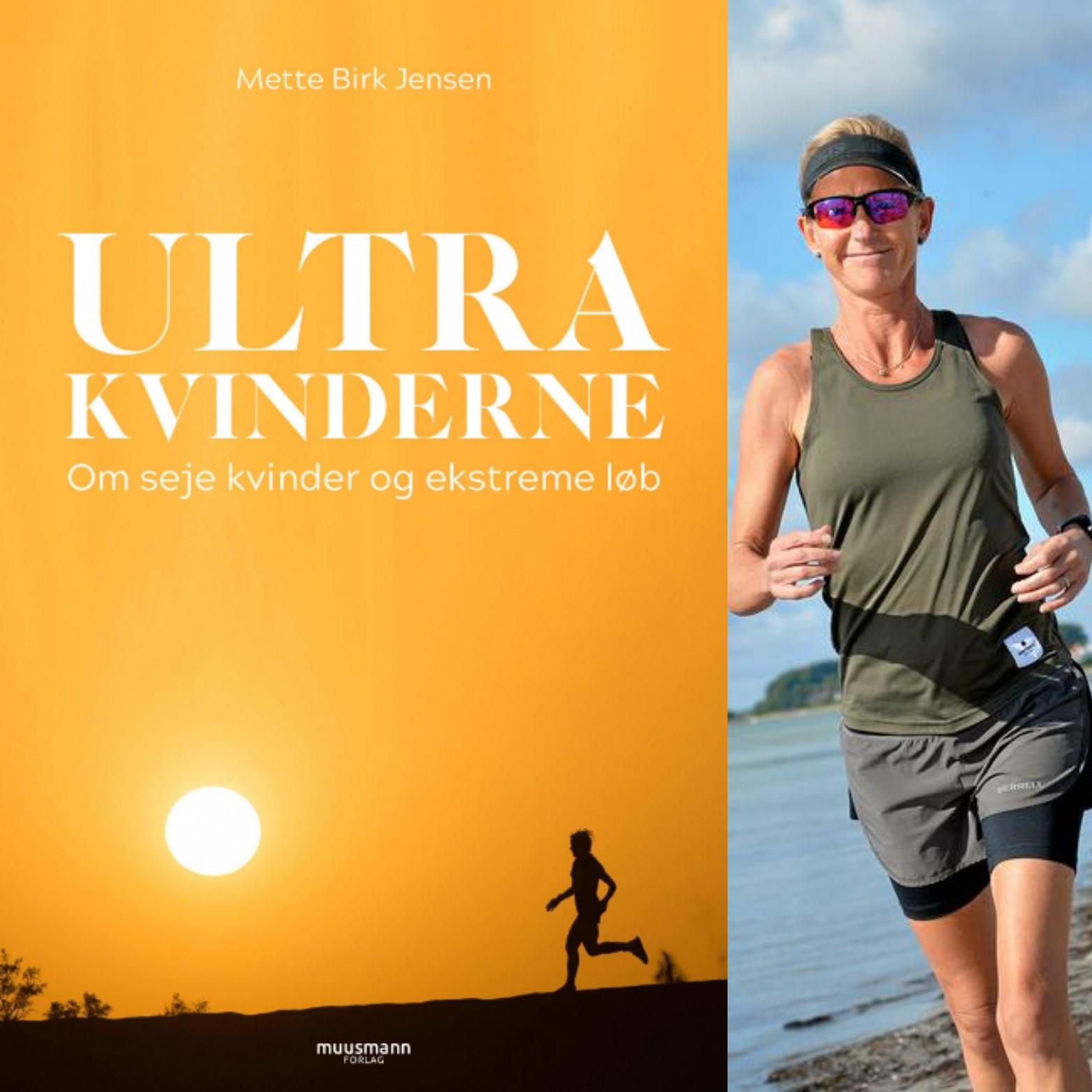 Ultraløber Mette B. Jensen